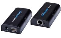 HDMI по IP приемник-передатчик
