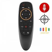 Аэро пульт (воздушная мышь) с голосовым управлением для Андроид смарт тв приставок G10S