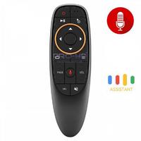 Пульт с голосовым управлением для Андроид смарт тв приставок G10