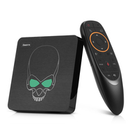 Андроид смарт тв приставка (Android TV box) Beelink GT-King 4Gb/64Gb