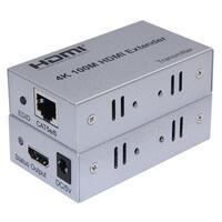 Удлинитель HDMI 4K на 100м по одной витой паре UTP Pro-HD