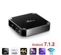 Андроид смарт тв приставка (Android TV box) X96 mini TV приставка X96 mini 2Gb/16Gb