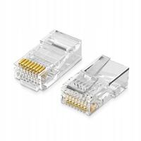 Коннектор cat.5 Ethernet RJ45 LAN кабеля Premier cat5