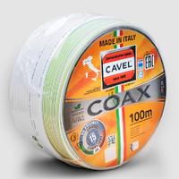 Коаксиальный антенный кабель Cavel SAT 703 B Made In Italy