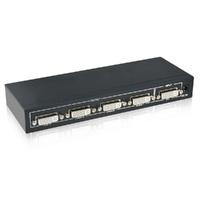 DVI разветвитель 1-4 (сплиттер) 1 вход 4 выхода