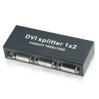 DVI разветвитель 1-2 (сплиттер) 1 вход 2 выхода