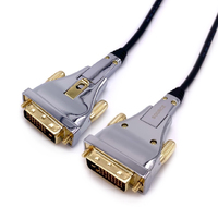 Кабель DVI-D Dual Link Optical PRO-HD