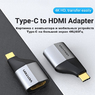 USB Type-C переходник на HDMI 2.0 Vention