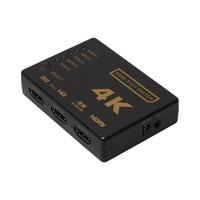 HDMI переключатель 5 входов 1 выход (свитч 5x1)