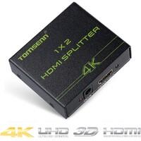 HDMI 4K Splitter разветвитель 1 вход 2 выхода (сплиттер 1x2)
