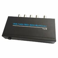 SDI 1-4 сплиттер (разветвитель) 4 выхода