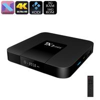 Андроид смарт тв приставка (Android TV box) Tanix TX3 Mini 2Gb/16Gb
