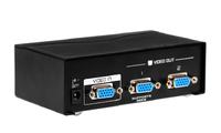 VGA разветвитель на 2 монитора